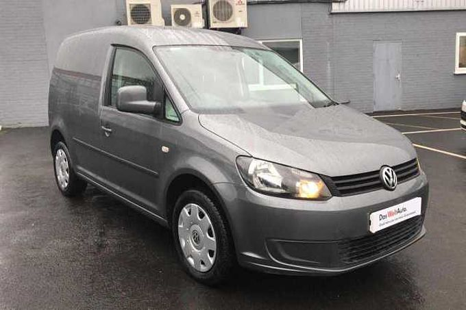 Volkswagen Caddy Panel Van 2.0 TDI 140 PS DSG Trendline